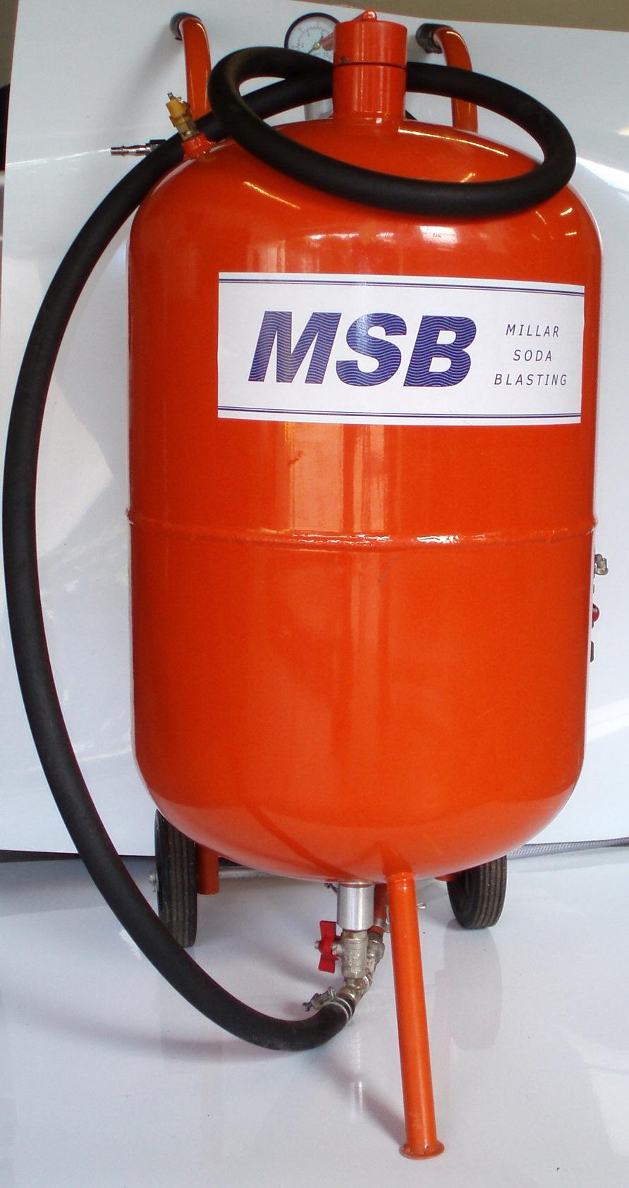 Millar Soda Blasting